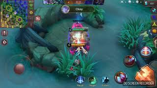 Cara Menggunakan Hero Odette (Mobile Legend)