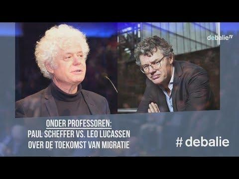 Onder professoren: Paul Scheffer vs. Leo Lucassen over De toekomst van migratie