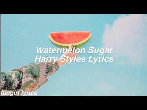 Watermelon Sugar || Harry Styles Lyrics