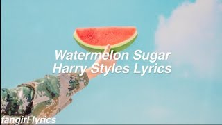 Watermelon Sugar || Harry Styles Lyrics