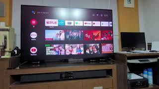 더함TV U751QLED 구매 리뷰