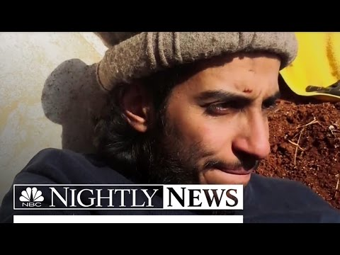 Virtual Diary of Terror Reveals Life of Paris Attacks Ringleader | NBC Nightly News