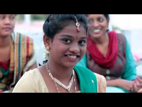 Half Saree Function-Samhitha