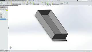 SolidWorks для самых начинающих. Часть 1