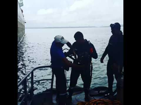 Underwater Inspection Panama