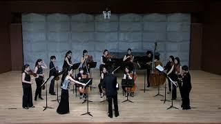 [STUDIO2021] 강석희 Sukhi Kang Four Seasons for Solo Violin and 14 Strings (2006) Sukhi Kang at 80
