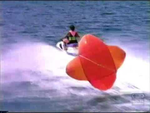 Kawasaki JetSkit | Television Commercial | 1995