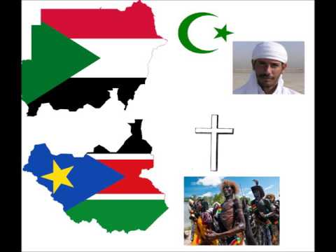 Why did South Sudan Split from Sudan?