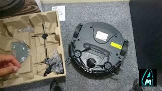 Housmile Robot Vacuum Cleaner (Review)