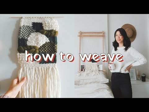 Withwendy: Tapestry Weaving Essentials (everything You Need)