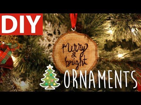 DIY Christmas Ornaments | ArtsyPaints