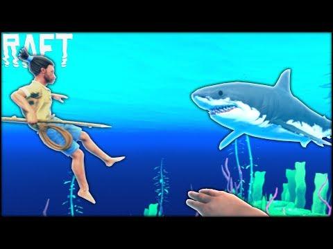 Intrăm sub apă! RAFT [CO-OP]