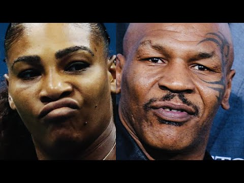 Download Youtube: Serena Williams is Mike Tyson