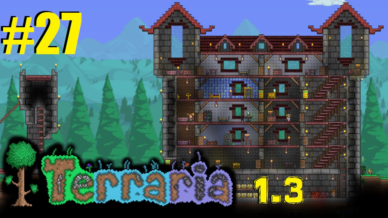 Terraria 1 3 Expert Ep 27  Nymph Hunting
