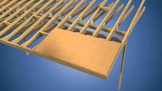 Gp Roof Sheathing Installation Instructions