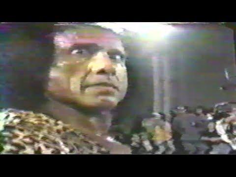 ECW Wrestling 8/17/93  Stan Hansen vs. Superfly Jimmy Snuka
