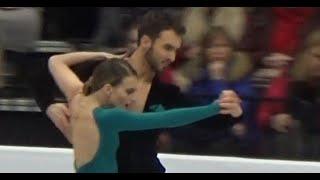 Gabriella PAPADAKIS & Guillaume CIZERON /FRA/RHYTHM DANCE European Figure Skating Championships 2019
