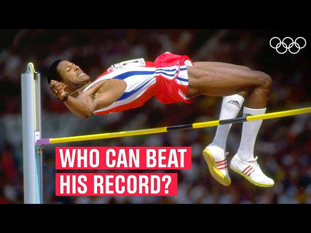 Will we see a new high jump world record in Tokyo? Ft. Javier Sotomayor 🇨🇺