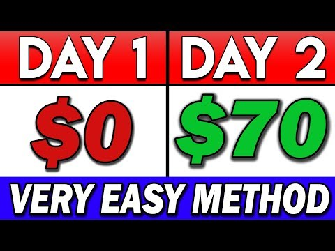 $70 to $700 a Day With CPA Marketing (BEGINNER METHOD) 🔥Step by Step🔥 thumbnail