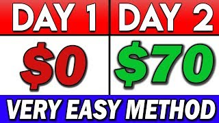 $70 to $700 a Day With CPA Marketing (BEGINNER METHOD) 🔥Step by Step🔥