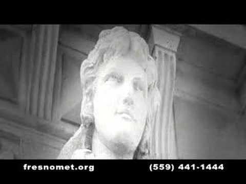 Fresno Metropolitan Museum - Give, so art can live (spot #1)