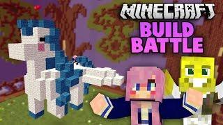 PRETTY PEGASUS! | Build Battle with LDShadowlady!
