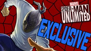 Spider-Man Unlimited: Masked Marvel (FIRST LOOK)