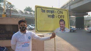 Pollution complicates COVID-19 fight in India