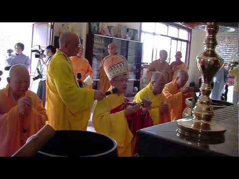 Lễ Nhập Kim Quan Cố Đại Lão Hòa Thượng Thích Phước Huệ