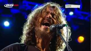 Chris Cornell live SWU 2011