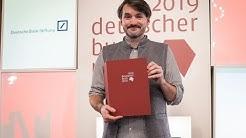 Deutscher Buchpreis 2019 | Dankesrede des Preisträgers Saša Stanišić
