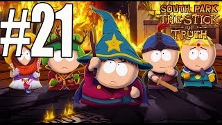South Park The Stick of Truth Walkthrough Part 21 Gameplay Lets Play