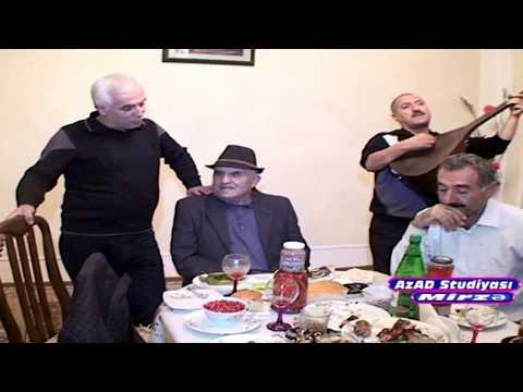 Edalet Delidagli & Niyazi Kelbecerli.Azad muellimi ziyaret etdi.Gozel seir ve ifa.Zelimxanin ad gunu