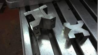 Уроки фрезерования или мудрёные фаски