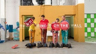 Repeat youtube video OK Go - The Writing's On the Wall - Official Video