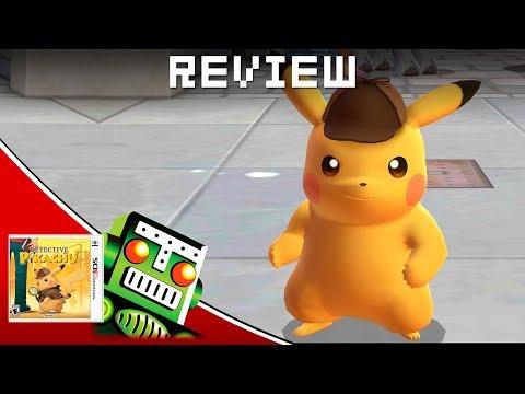 Detective Pikachu Review - Destructoid