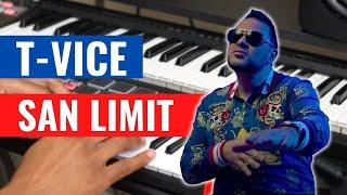 T-Vice - San Limit (Beat Cover) Instrumental