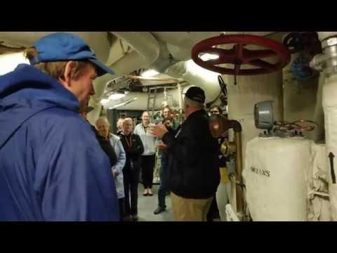 USS Hornet Tour , USS Hornet Museum , USS Hornet CV-12