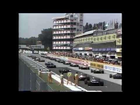1994年サンマリノGP アイルトン・セナ クラッシュ 1