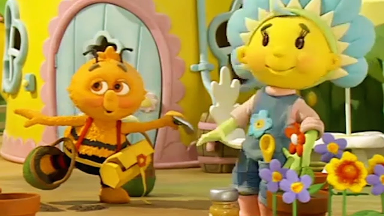 fifi and the flowertots bumble helps out full episode