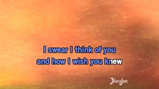 Karaoke Even Now   Barry Manilow