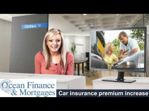 Car insurance premium increase