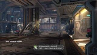 Halo: CE Anniversary - Skulls and Terminals - Part1