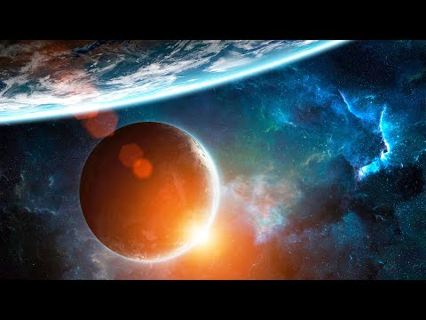 Ambient Space Music {Across the Galaxies}. Background for Dreaming, Gaming, Relaxation