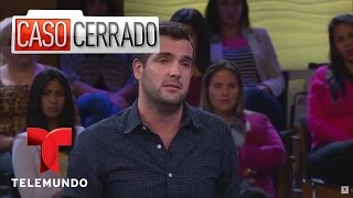 The meat turns me on | Caso Cerrado | Telemundo English