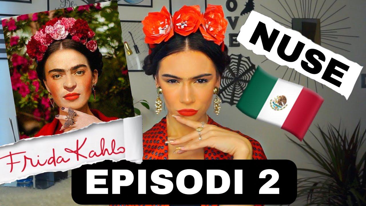 OCTOBER MAKEUP CHALLENGE   Gati per ne Mexico 💃🏻