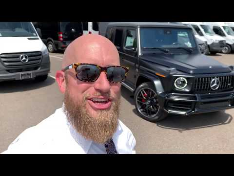 BRAND NEW 2019 AMG G63 In Matte Black Video Tour With