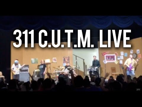 311 DAY 2018 CUTM - RARE CUT - FROM THE BASEMENT - TIME TRAVEL VERSION