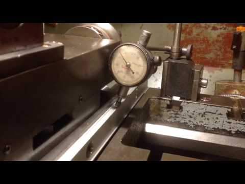 Sinpo DRO installation on colchester lathe Part 1