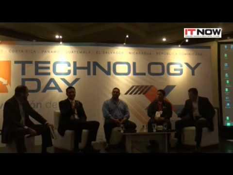 Evolución del CIO- Technology Day San Pedro Sula 2014